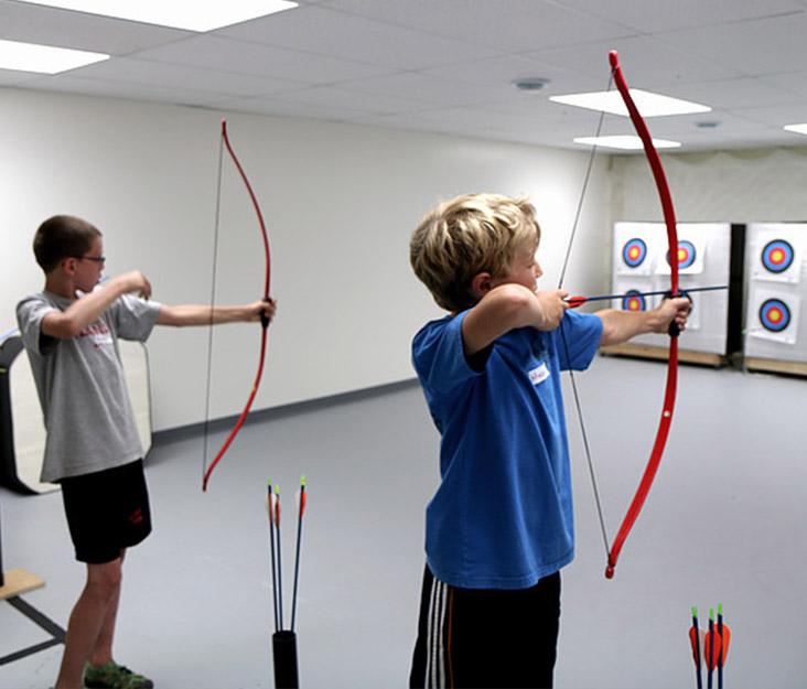 Excalibur Archery Range | OFAH | Mario Cortellucci Hunting & Fishing Heritage Centre