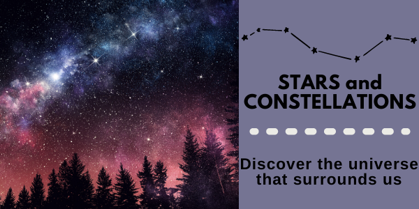Stars and Constellations - Ages 6 to 9