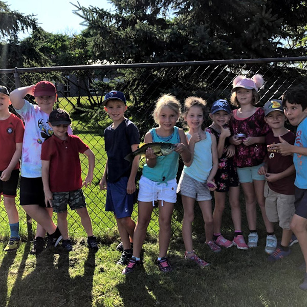 OFAH Get Outdoors Summer Day Camp | OFAH | Mario Cortellucci Hunting & Fishing Heritage Centre
