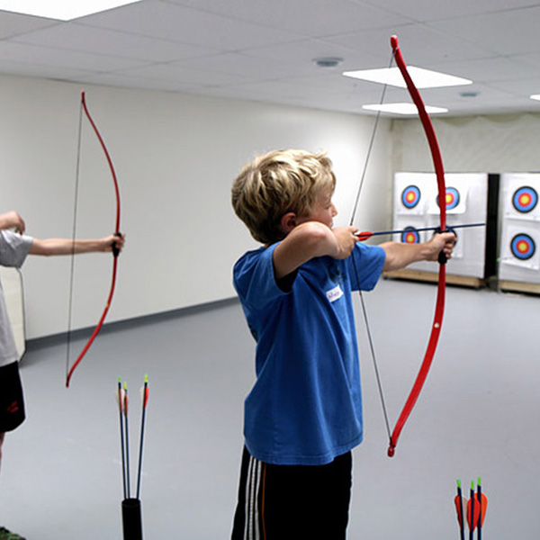 Intro to Archery Lessons | OFAH | Mario Cortellucci Hunting & Fishing Heritage Centre
