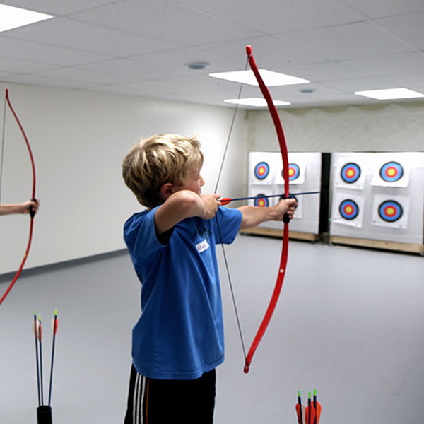 Facility Rentals - Archery and Airgun Ranges - OFAH | Mario Cortellucci Hunting and Fishing Heritage Centre