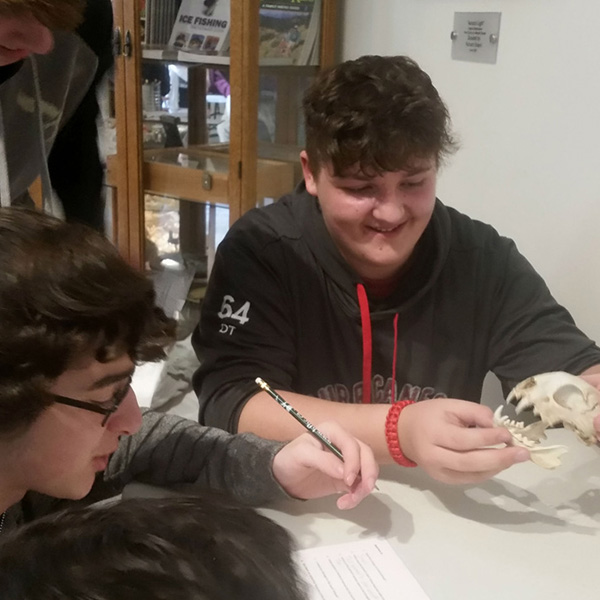Educational Experiences: Secondary Programs | OFAH | Mario Cortellucci Hunting & Fishing Heritage Centre