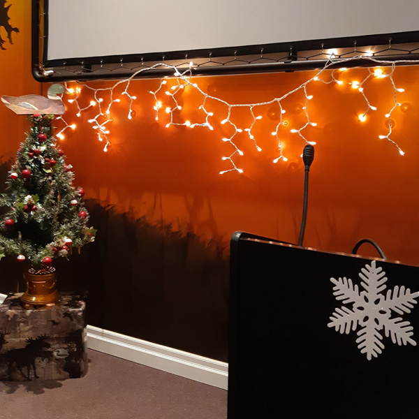 Facility Rentals - Christmas Parties - OFAH | Mario Cortellucci Hunting and Fishing Heritage Centre